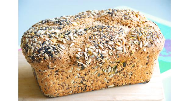 Reteta paine cu seminte