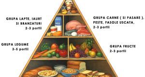 piramida alimentatiei umane